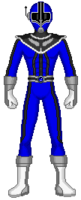 2. Blue Data Squad Ranger