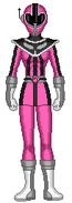 5. Pink Data Squad Ranger