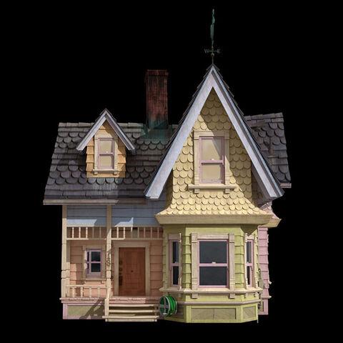 File:Carl Fredericksen's house.jpg