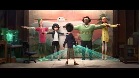 Top of the World - Greek Fire (From Disney's Big Hero 6)-0