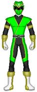 23. Lime Data Squad Ranger