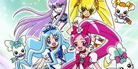 Heartcatch Pretty Cure Girls