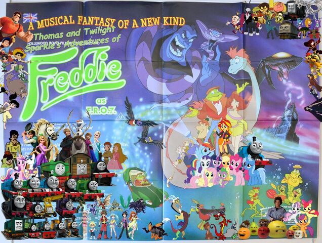 File:Thomas and Twilight Sparkle's Adventures of Freddie as F.R.O.7. Poster.jpg