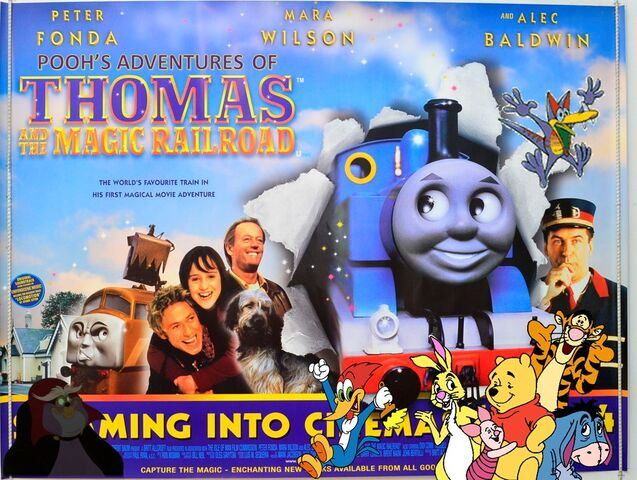 File:Pooh's adventures of Thomas and the Magic Railroad Poster.jpg