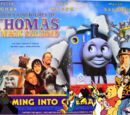 Pooh's Adventures of Thomas and the Magic Railroad