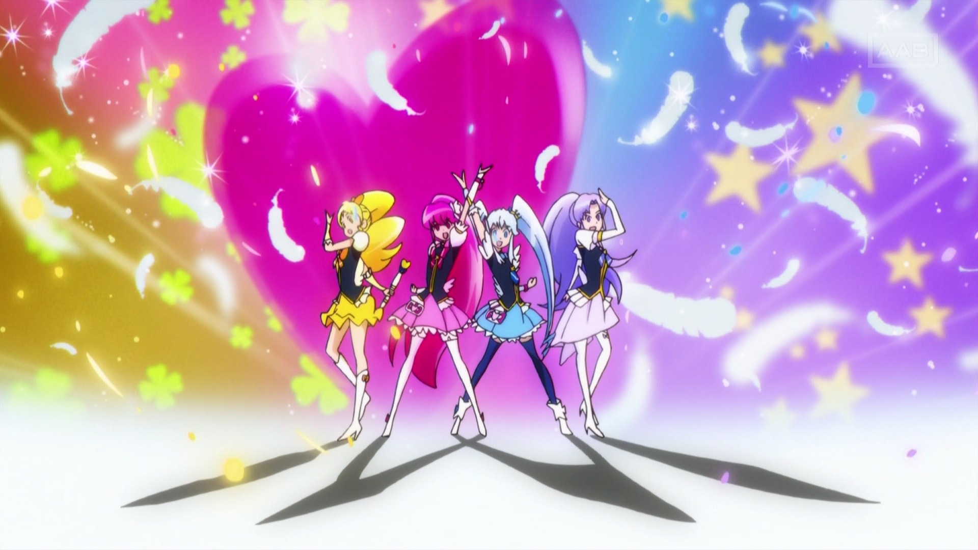 File:The Glitter force chargers.jpg