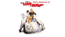 Pooh's Adventures of The Love Bug (1997) Poster