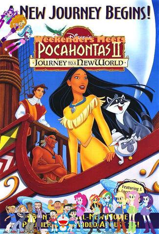 File:Weekenders Meets Pocahontas II- Journey to a New World.jpg