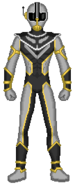 13. Silver Data Squad Ranger