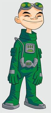 Gizmo (Teen Titans)