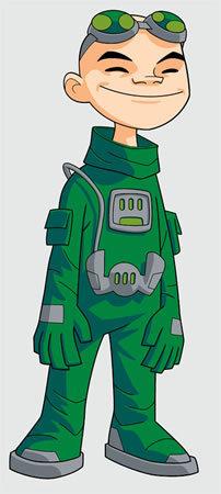 Gizmo (Teen Titans) | Pooh's Adventures Wiki | FANDOM ...