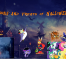 Spooks and Treats of Halloween