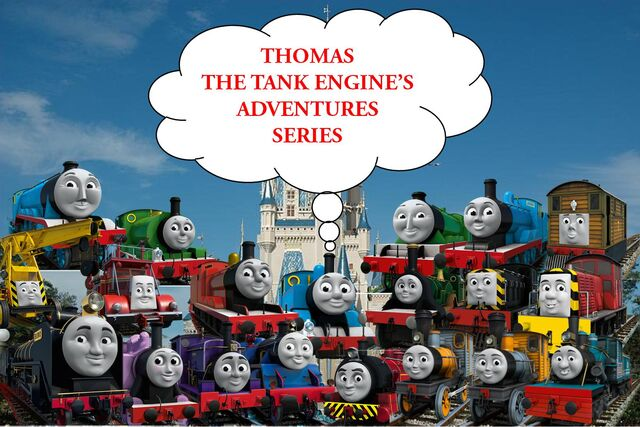 File:Thomas the Tank Engine's Adventures Series Poster.jpg