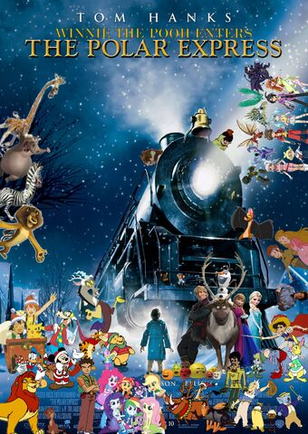 File:Winnie the Pooh Enters The Polar Express poster.jpg