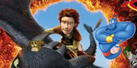 Simba, Timon, and Pumbaa's Adventures of How To Train Your Dragon
