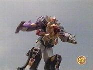 Wild Force Megazord Predator Mode
