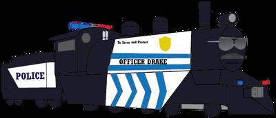 Officer Drake