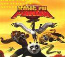 Simba, Timon, and Pumbaa's Adventures of Kung Fu Panda