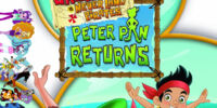 Weekenders, Jake and the Neverland Pirates: Peter Pan Returns