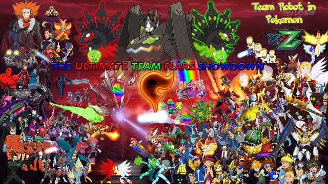 File:The Ultimate Team Flare Showdown Poster.jpg
