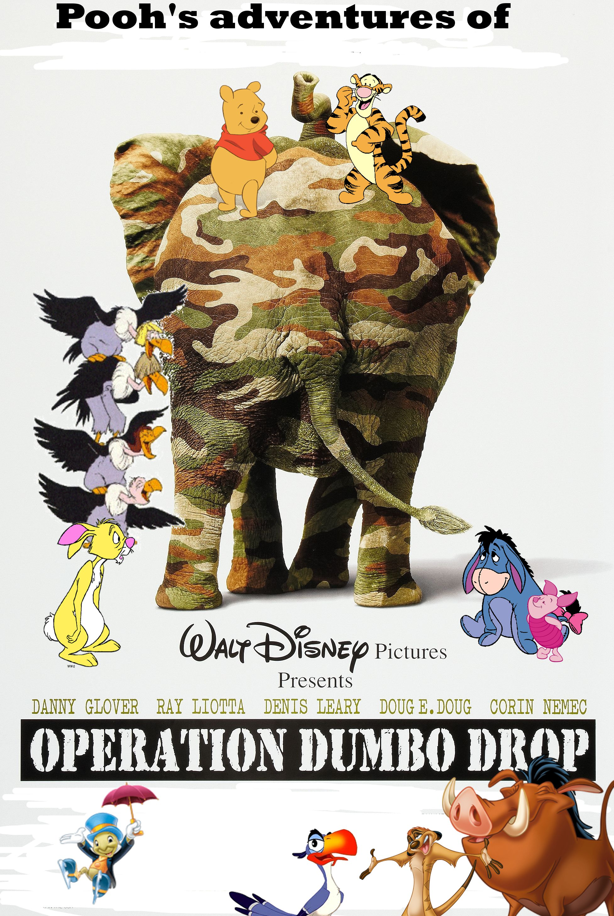 Pooh's adventures of Operation Dumbo Drop