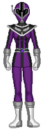 7. Purple Data Squad Ranger