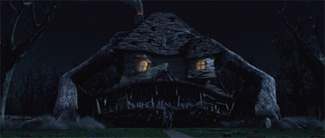 Constance (as a Monster House)