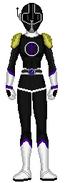 15. Female Black Data Squad Ranger