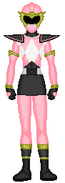 36. Rosé Data Squad Ranger