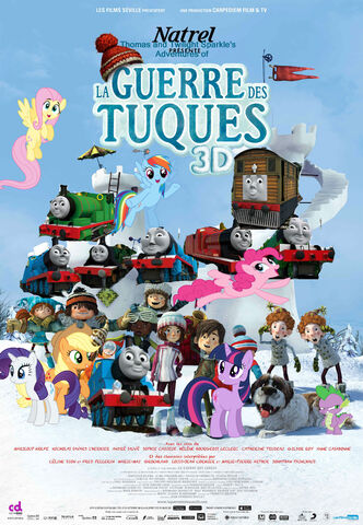 File:Thomas and Twilight Sparkle's Adventures of La Guerre des Tuques 3D.jpg
