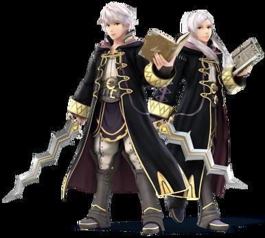 Robin & Female Robin