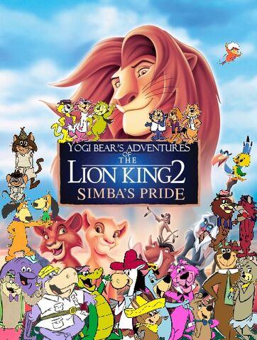 File:The Lion King II Simba's Pride.jpg