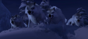 The Wolves (Frozen)