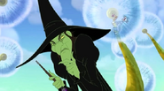 Elphaba (AKA The Witch of the West)