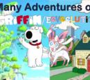 The Many Adventures of The Griffin/Eeveelution Family