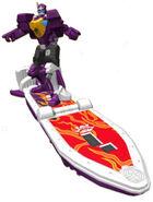 Sub Surfer Ninja Zord