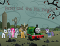 Percy and the Pie family poster.png