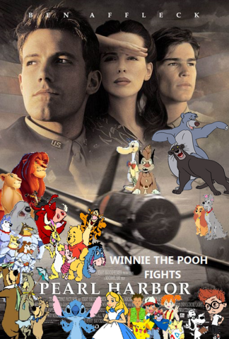 File:Winnie the Pooh Fights Pearl Harbor poster.png