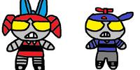 Powerpuff and Rowdyruff Dynamo