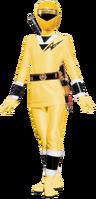 Yellow Aquitar Ranger (skirted)