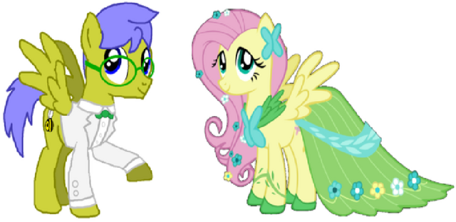 File:Fluttershy and Humblebee.png