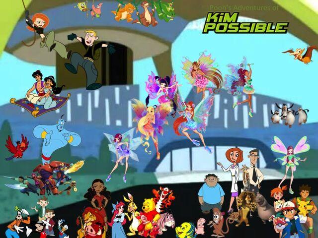 File:Pooh's Adventures of Kim Possible Season 3 Poster (Mythix).jpg