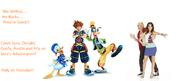Sora's Adventure Poster -1