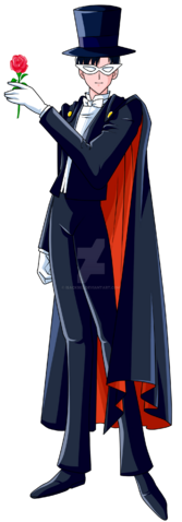 File:Tuxedo mask vector by isack503-d9h7uzf.png