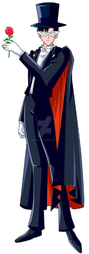 Tuxedo mask vector by isack503-d9h7uzf