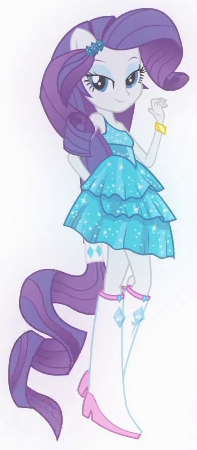 File:Rarity's half-pony form.png