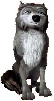Winston (wolf)