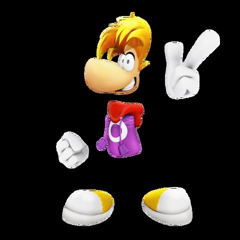 File:Rayman render by nibroc rock-d8z6dlp.png
