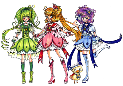 Cloud precure by chancetodraw-d6pfwwg