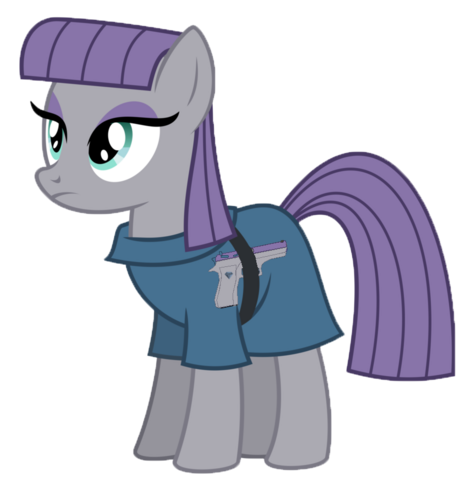 File:Maud armed with her Jericho pistol.png